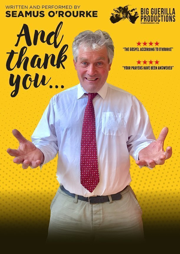 And Thank You-A3 Poster