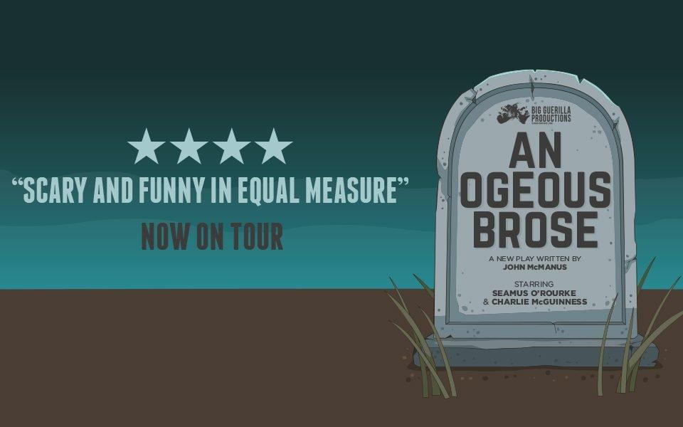 An Ogeous Brose | Seamus O'Rourke