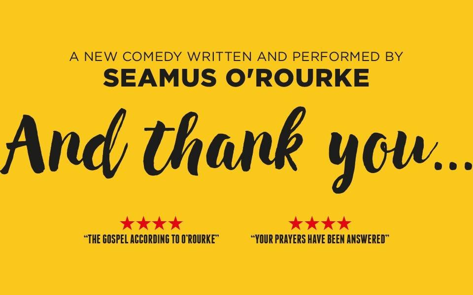 Thank You | Seamus O'Rourke