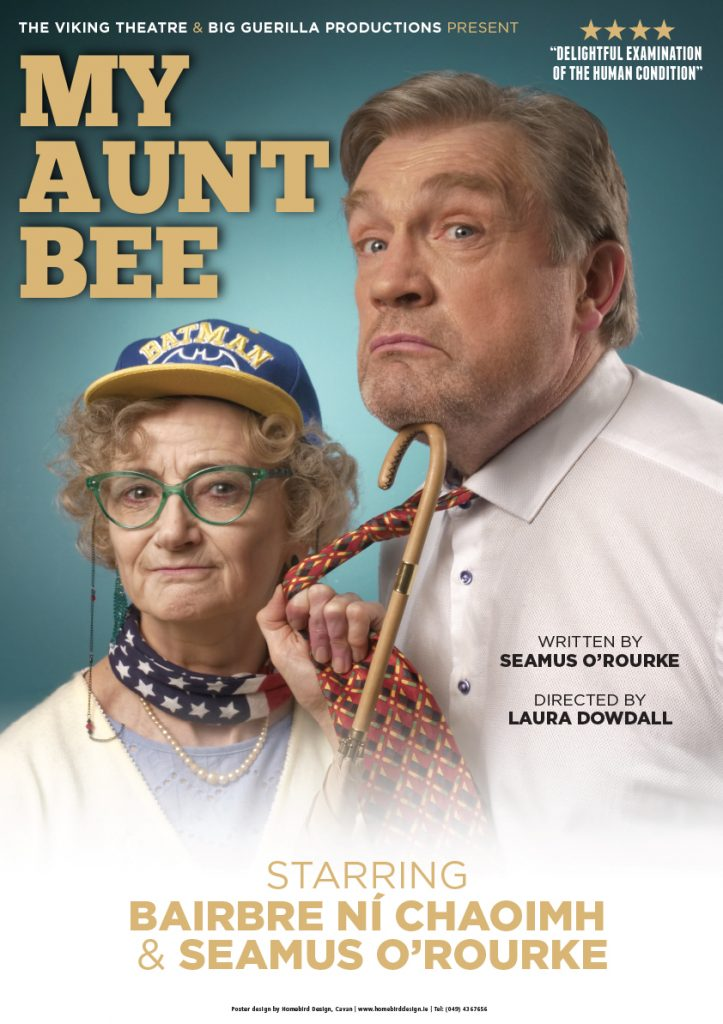 My Aunt Bee Poster | Seamus O'Rourke