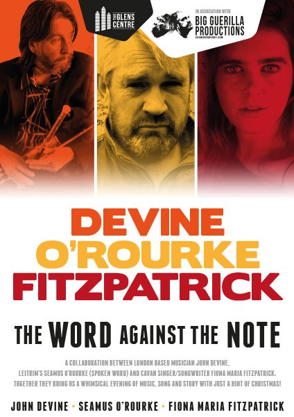 Poster_Word Against the Note