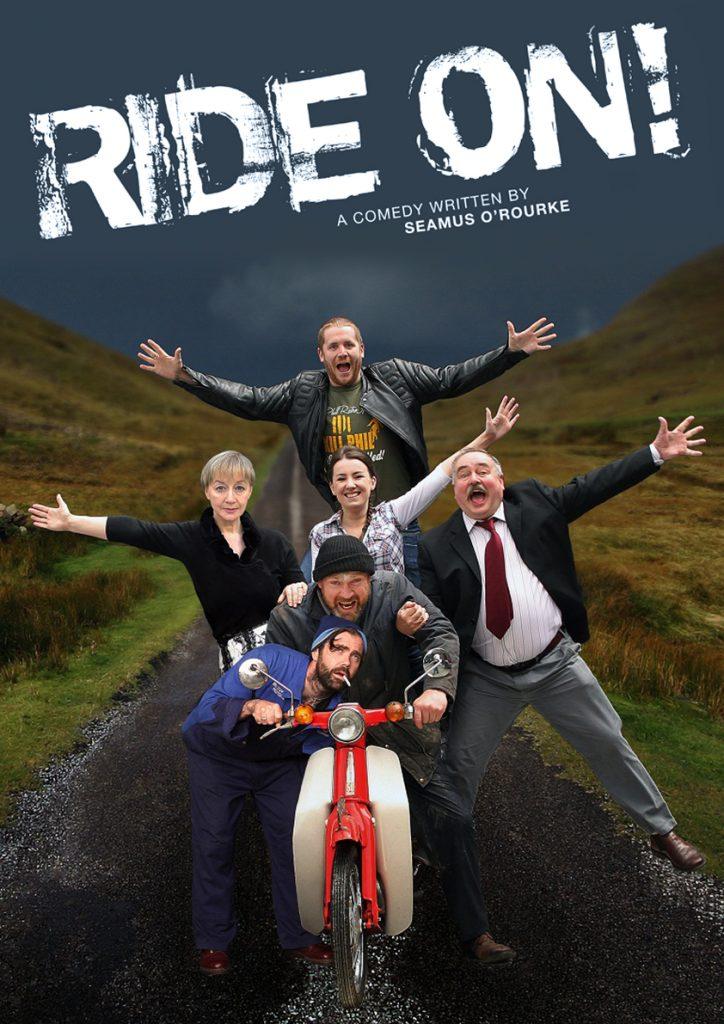 Ride On!   Seamus O'Rourke   Big Guerilla Productions
