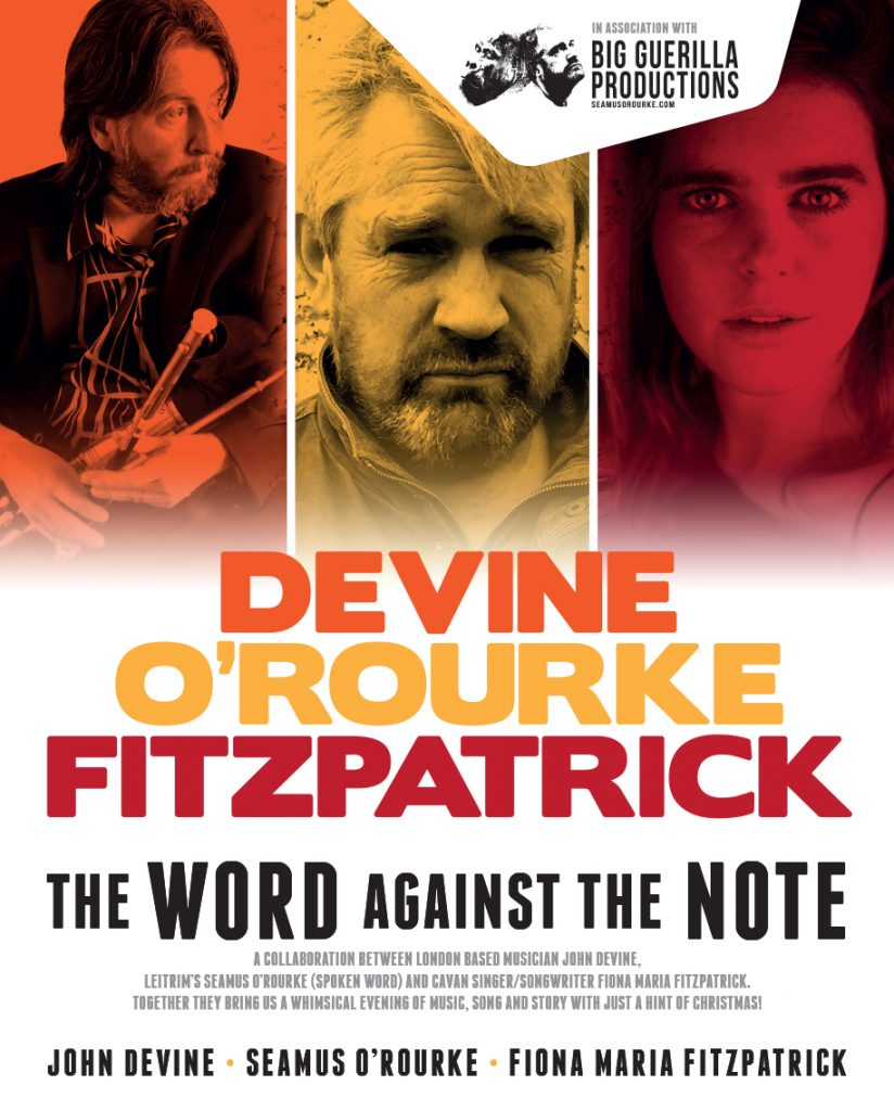 The Word Against The Note | Seamus O'Rourke | Big Guerilla Productions